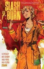 SLASH & BURN 1 - SPENCER, SI/ DUNBAR, MAX (ILT) - NEW PAPERBACK BOOK
