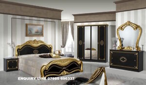 Italian Bedroom Furniture  Italian made bedroom set Italian furniture