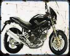 Ducati M900S 97 1 A4 Metal Sign Motorbike Vintage Aged
