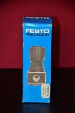 Festo 150043 Type LR-1/8-S-7B Pressure Regulator NIB