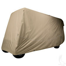 "Golf Cart Storage Cover for EZGO/Club Car/Yamaha with 119"" Top"