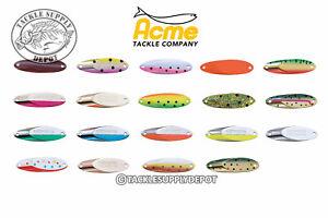 Acme Kastmaster Spoon 1/4oz Trolling Bass Trout Pickerel Pike - Pick