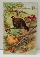 Thanksgiving Greeting Tuck Series no.185 Postcard B14