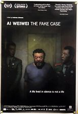 AI WEIWEI: THE FAKE CASE ROLLED ORIG 1SH MOVIE POSTER CHINESE ARTIST DOCU(2013)
