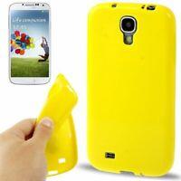 Handy Hülle Schutz Case Cover Schutzhülle TPU Bumper für Handy Samsung Galaxy S4