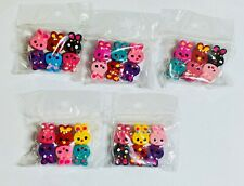 6 PCS Mixed Color Kids Baby Girls Mini Cute Hair Claw/ Clips Hair  Accessories