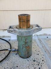 Simplex R 1006 Single Action Hydraulic Jack 100 Ton 6 Inch Stroke