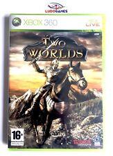 Two Worlds Xbox 360 Nuevo Precintado Retro Videojuego Sealed Brand New PALSPA