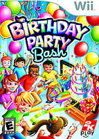 Nintendo Wii : Birthday Party Bash VideoGames