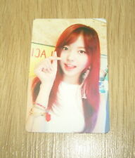 Pristin 2nd mini Album SCHXXL OUT Nayoung A Official Photo card