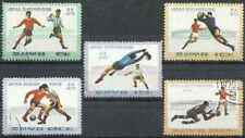Timbres Sports Football Corée 1283/7 o lot 28902