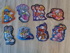 16 Vending Machine Stickers CEI WA Angels Taiwan #1,2,5,6,9,11,12,14 vintage