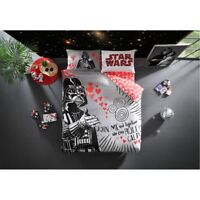 Bettwäsche Set Star Wars Baumwolle Renforce 4 tlg 200x220 Valentines Day Love