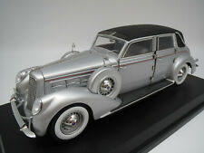 "Signature Models  ""1937""  Lincoln  Touring  Cabriolet  (silber)  1:18 OVP !!"
