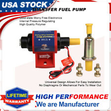 Mighty Universal Electric Fuel Pump 12V 4-7 PSI 35 GPH Gas Gasoline w/Carburetor