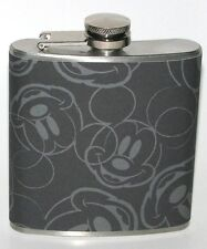 MICKEY MOUSE DISNEY DISNEYLAND CARTOON GIFT GIFTS  PARTY BAR HIP FLASK FLASKS