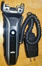 Braun Series 5 590cc-4 Cord/Cordless Rechargeable  Men's Electric Shaver