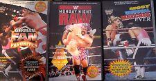 WWE 3-pack Polygram Collection 1993 Pt.2 ORIG 3 VHS-Set WWF Wrestling deutsch