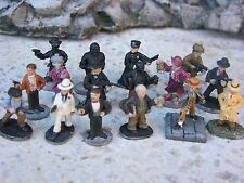 CALL OF CTHULHU , GOTHIC HORROR, CHARACTERS, GRENADIER, PAINTED , MULTI-LISTING
