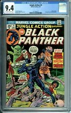 JUNGLE ACTION 9 CGC 9.4 GIL KANE c&a BLACK PANTHER NEW CGC CASE MARVEL 1974