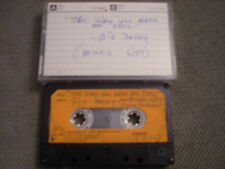 VERY RARE Big Daddy DEMO CASSETTE TAPE rockabilly The Way You Make Me Feel 1989
