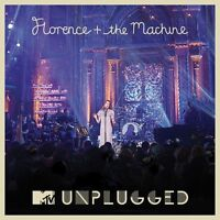 FLORENCE & THE MACHINE - MTV Unplugged   -  CD NEUWARE