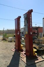 Used Mohawk 18000 lb 2 Post Commercial Truck and auto Lift /hoist Tp18