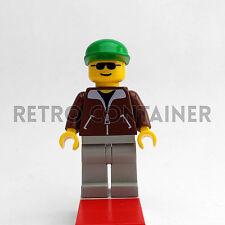 LEGO Minifigures - Townsperson - trn107 - Città Town Omino Minifig Set 2531