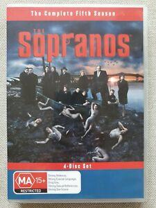 The Sopranos : Fifth Season (DVD)