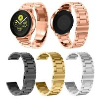 Stainless Steel WatchBand WristStrap For Samsung Galaxy Watch Active 2 40mm