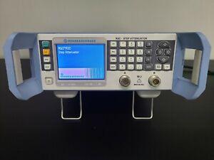 Rohde & Schwarz RSC Step Attenuator, 0dB to 139 dB, DC to 6GHz