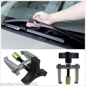 DIY Adjustable Car SUV Windshield Windscreen Wiper Arm Removal Installation Kit