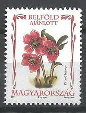 Hongrie  2011 fleurs anémone neuf ** 1er choix