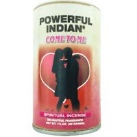Come To Me Ven A Mi Incense Powder Indio Poderoso 1 3/4 oz Wicca Santeria Magia