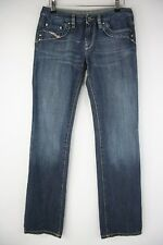 Diesel Jeans para Mujer Kycut Corte Recto W28 L32