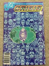 Crisis On Infinite Earths: Issue 5 *Worlds In Limbo*