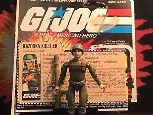 GI Joe 1982 Zap, Complete* (read description)