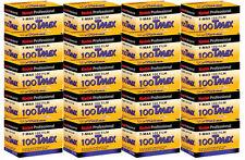 20 Rolls Kodak T-Max 100 TMX 135-24 Black & White Negative 35mm Film