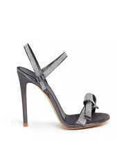 Diamante Strappy Bow Sandals- Very Sexy!! UK12/13