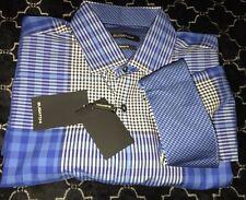 Bugatchi Classic Fit Shirt NWT - Men's SPRING M cS3785L9