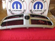 Dodge Ram 1500 R/T Sport Grill Assembly Unpainted With Emblem NEW OEM MOPAR