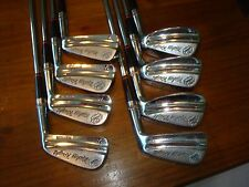 "Vintage Wilson Mickey Wright ""Champ"" Ladies Golf Irons Set 3-Pw ""Very Good"""