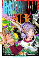 Bakuman Vol. 16 Manga NEW