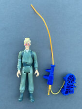 Vintage Kenner The Real Ghostbusters Egon Spengler w/ Proton Pack - Read