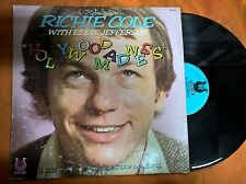DISCO LP - RICHIE COLE & EDDIE JEFFERSON - HOLLYWOOD MADNESS - MUSE RECORDS VG+