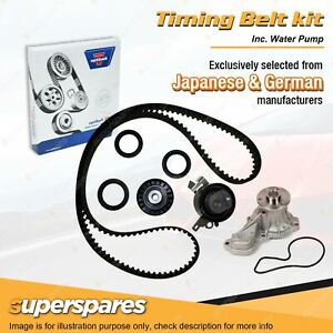 Timing Belt Kit & Water Pump for Peugeot 407 307 2.0L 2.2L 4 Cyl DOHC