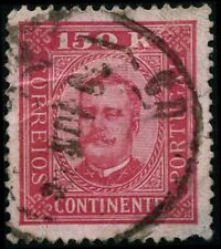 Portugal 1892 stamps definitive USED Mi  CV $82.50 171007239