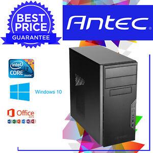 Neu PC, Mini PC,Intel Core i3 4gen-3,4Ghz, 8GB, 250Gb SSD, Win10,Office 2019, s