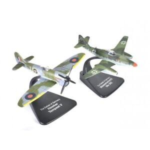 Atlas Editions 1:72 Hawker Tempest Mk.V & Messerschmitt Me262