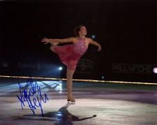 Olympic Gold Medal Figure Skater SARAH HUGHES In-person Signed Photo